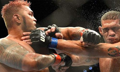 Mark Hunt – the next UFC heavy-weight champion?