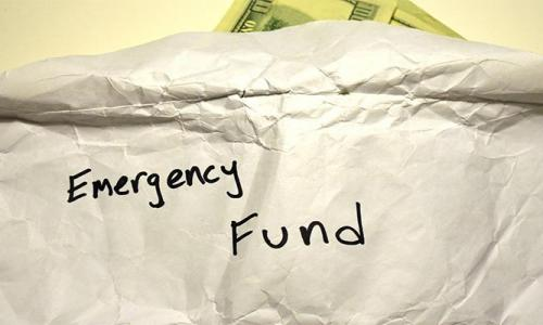 An emergency fund: Your personal safety net, just in case…